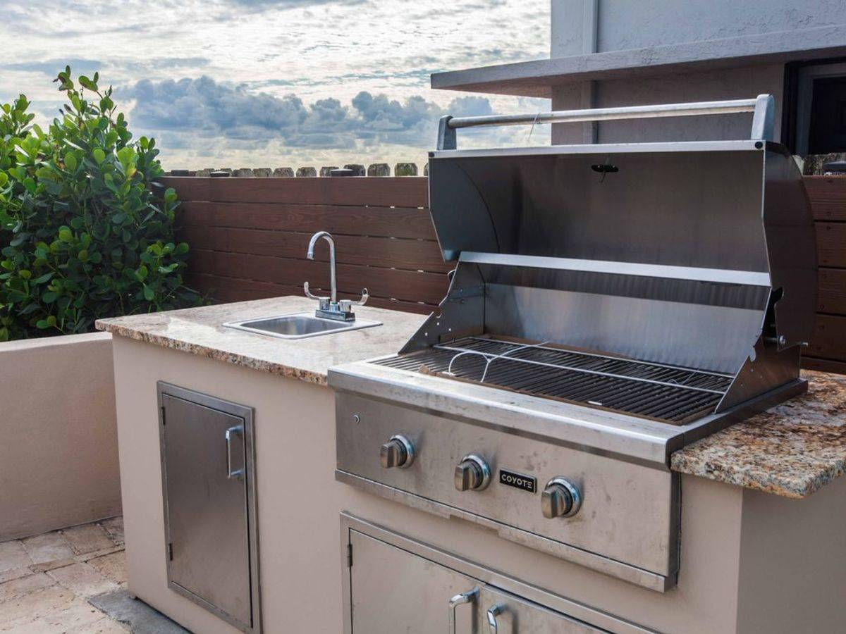 Computer original grill