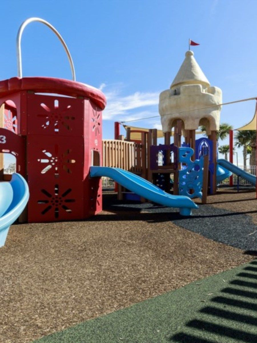 Portrait original playground