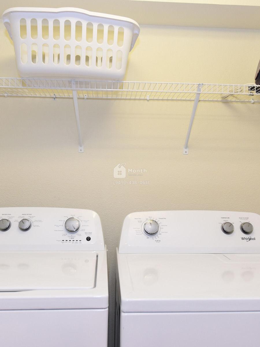 Portrait original laundry room